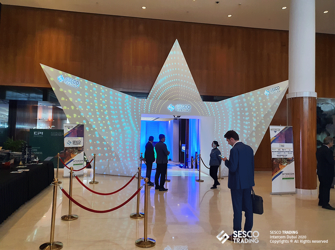 SESCO's extravaganza in Dubai